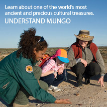 Explore the Mungo region