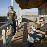 The Mungo Shearers Quarters are a great place to stay and relax. Photograph © Boris Havlica